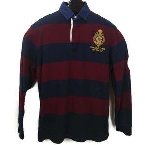 Polo Ralph Lauren Equestrian Polo Rugby Shirt